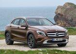 Autoesittely Mercedes-Benz GLA 2014
