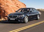 Autoesittely Mercedes-Benz S-sarja 2013