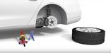 Yhteistyö: Näin vaihdat renkaat helposti itse - katso ohjevideo