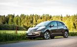 Koeajossa Nissan Leaf - sähköauto massoille