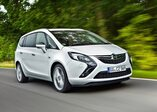 Autoesittely Opel Zafira Tourer 2013
