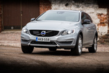 Koeajo: Volvo V60 Cross Country D4 AWD