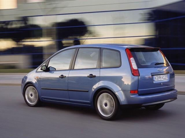 Autoesittely Ford Focus C-Max (2003)