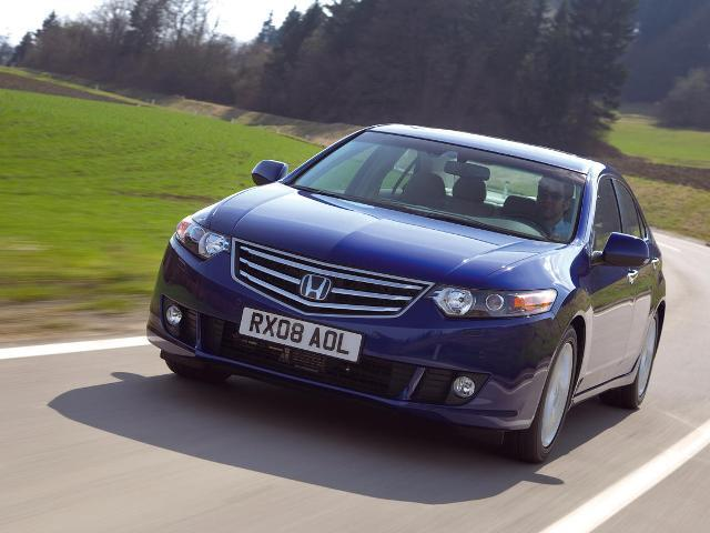 Autoarvio: Koeajossa Honda Accord 2.0 Executive Aut.