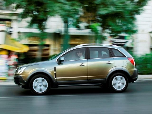Autoarvio: Koeajossa Opel Antara 2.0 CDTI Enjoy 110 kW
