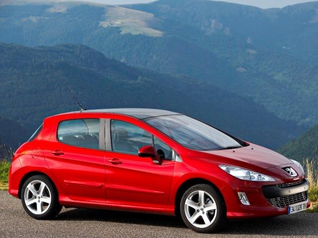 Autoarvio: Koeajossa Peugeot 308 HDi 90