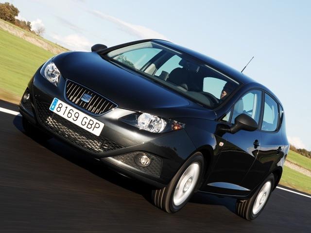 Autoarvio: Koeajossa Seat Ibiza 1.9 TDI Stylance