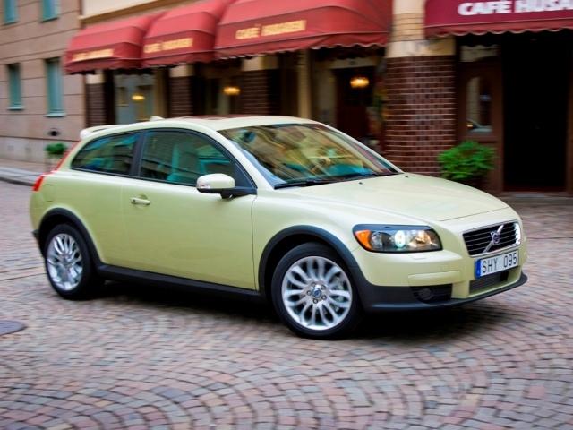 Autoarvio: Koeajossa Volvo C30 (100 hv) Kinetic