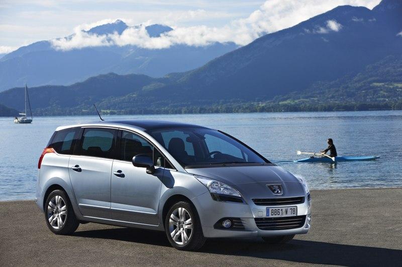 Koeajo Peugeot 5008 2.0 HDi 150