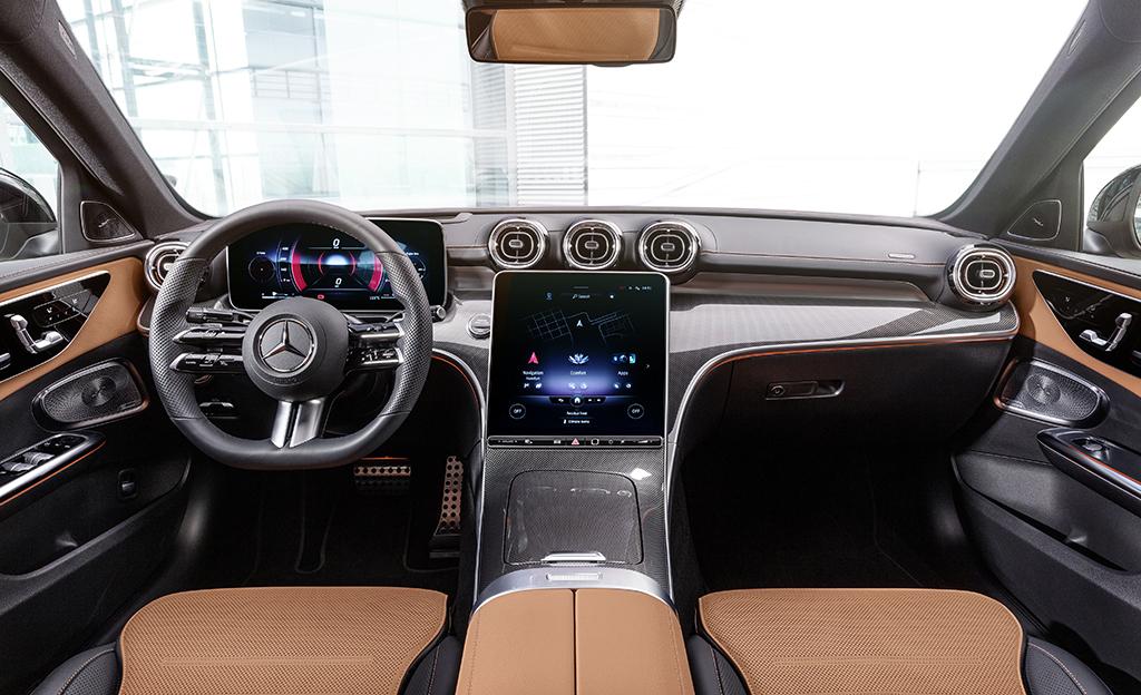 Mercedes-Benzin C-sarja uudistuu perusteellisesti – tässä uutuusmallin 10 kohokohtaa