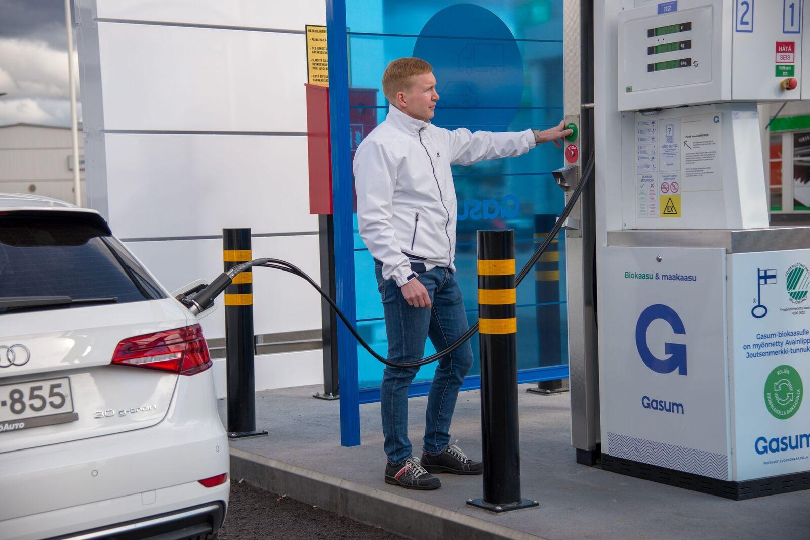 Onko kaasuauto ladattavaa hybridiä järkevämpi? Aapo vertaili ja päätyi kaasukäyttöiseen Audiin