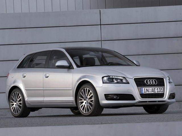 Koeajossa Audi A3 Sportback Ambition 1.4 TSFI 92 kW
