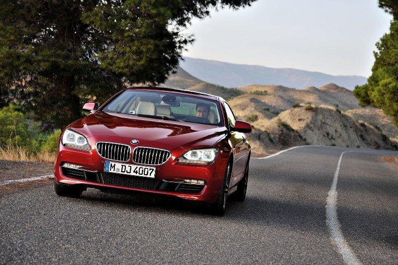 Autoesittely BMW 6-sarja 2012