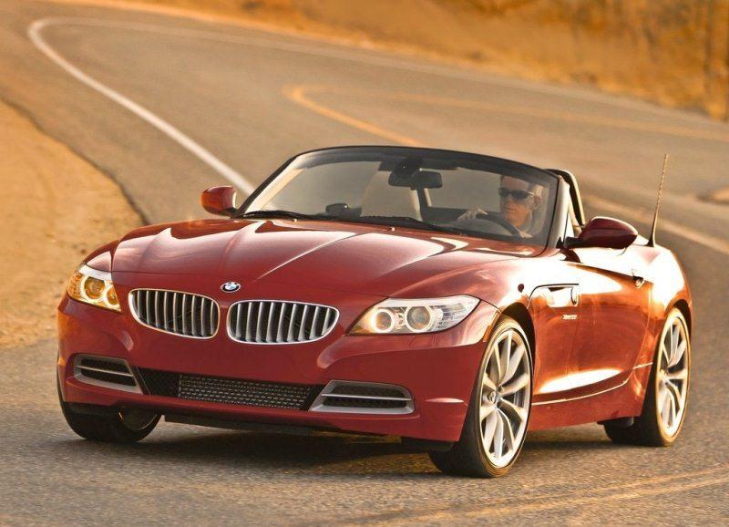 Autoesittely BMW Z4 2012