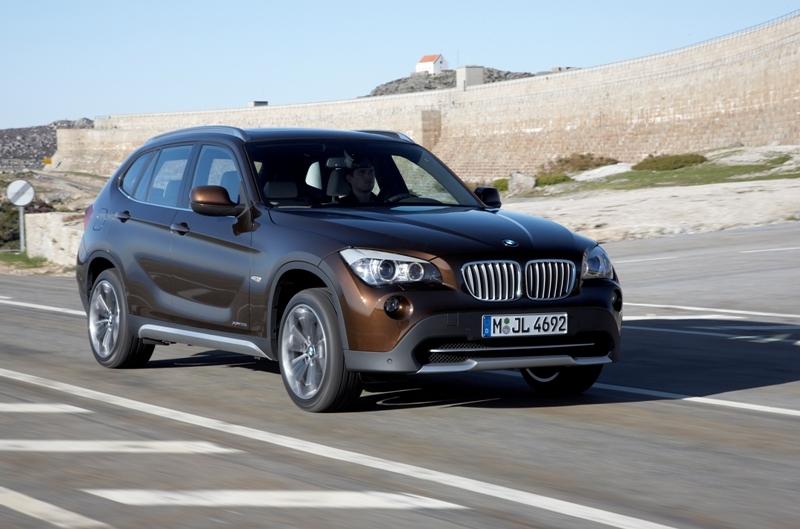 Koeajo BMW X1 xDrive 23d A
