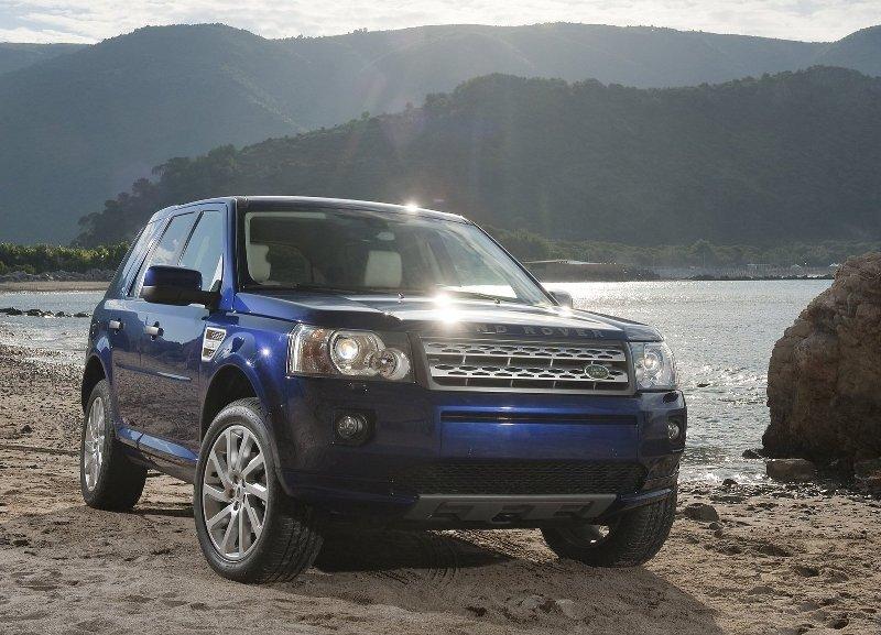 Autoesittely Land Rover Freelander 2 2012