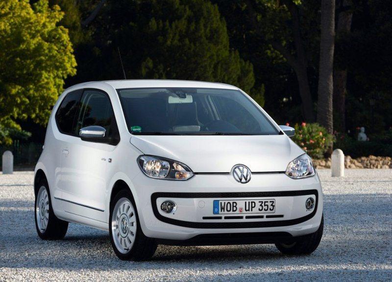 Autoesittely Volkswagen up! 2012