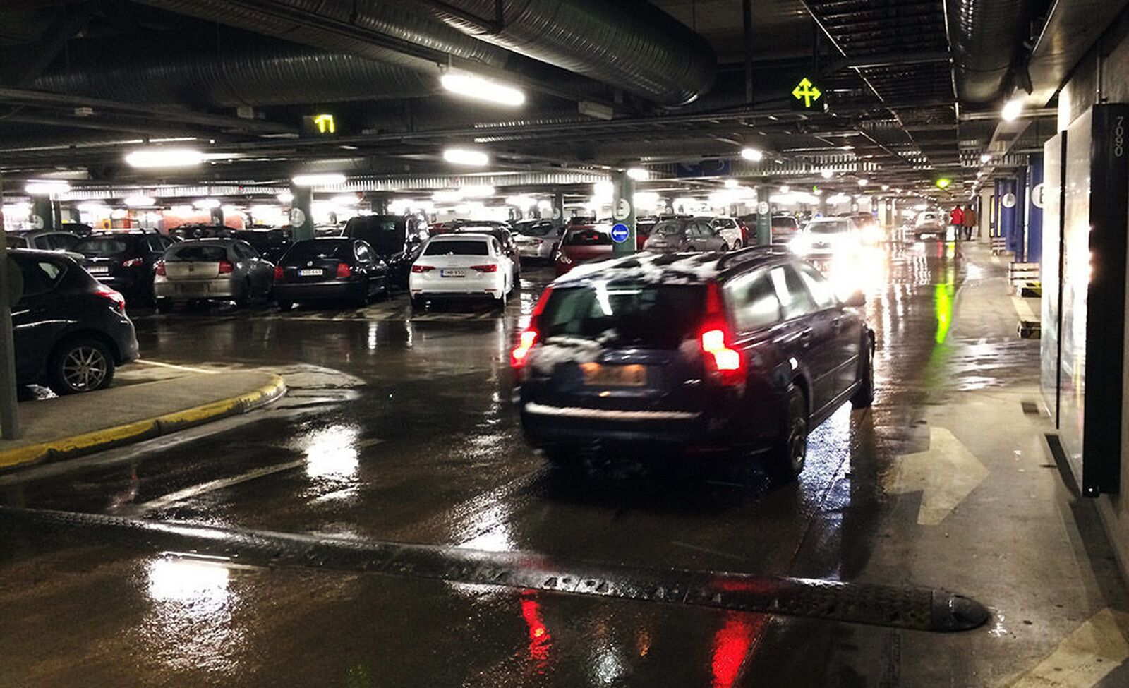 Kuka korvaa? Tämä tilanne aiheuttaa eniten epäselvyyksiä parkkipaikkakolareissa