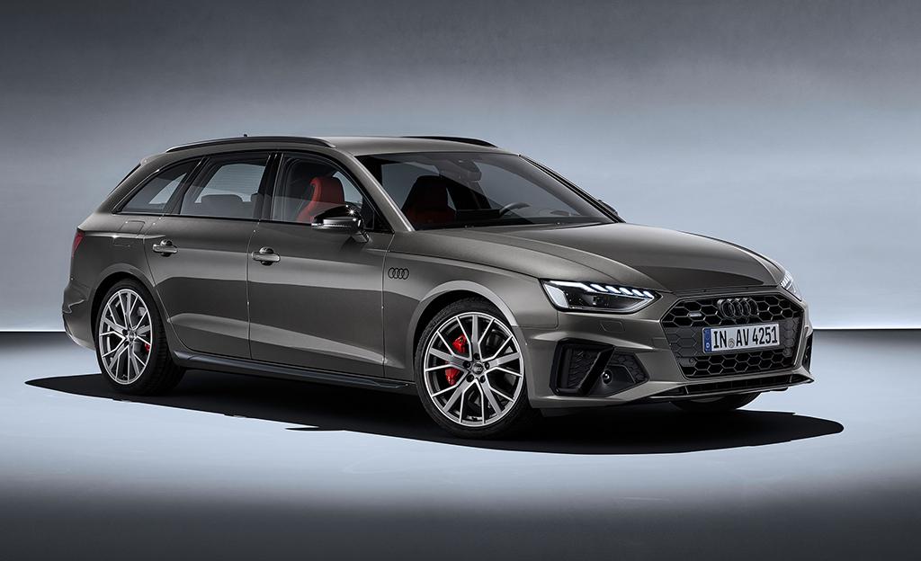 Audin näkemys kevythybridistä: uusi A4 V6-dieselillä 347 hv ja 700 Nm