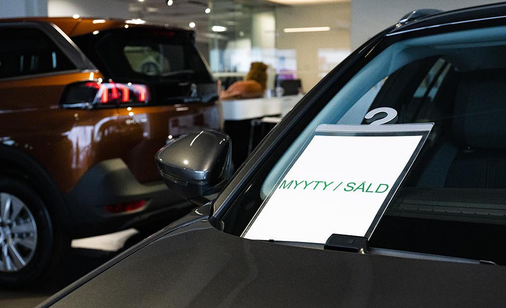 Älä astu ansaan autokaupoilla – tämä unohdus voi käydä kalliiksi