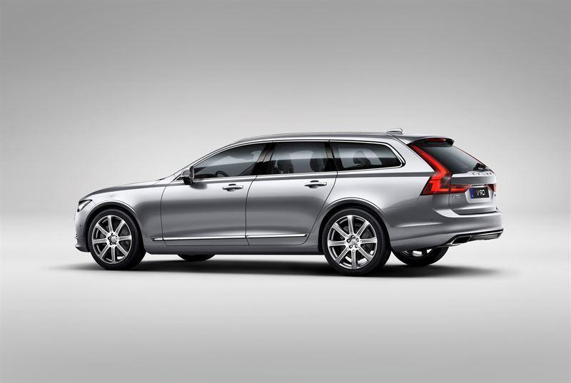 Volvo suosituin premium - katso huhtikuun myydyimmät automerkit