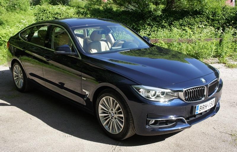 Koeajo BMW 320d Gran Turismo Luxury 2013