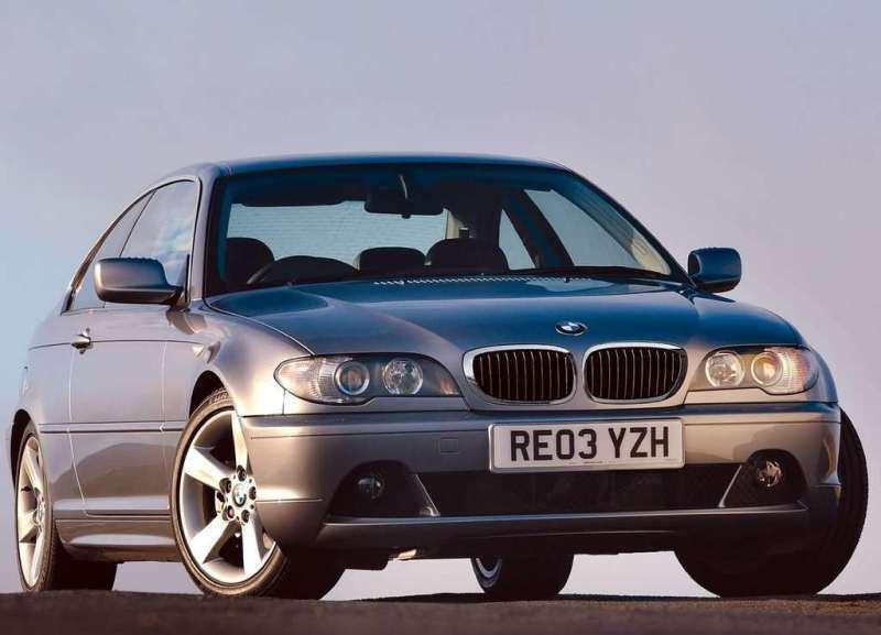 Autoesittely BMW 3-sarja E46