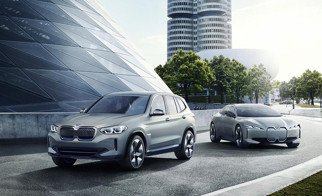 BMW laski: näin paljon ekologisempi täyssähköinen iX3 on dieseliin nähden koko elinkaarensa ajalla