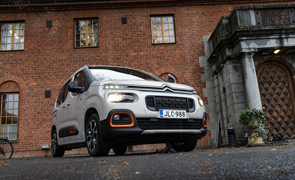 Citroën panostaa jälleen mukavuuteen – testissä uusi Berlingo