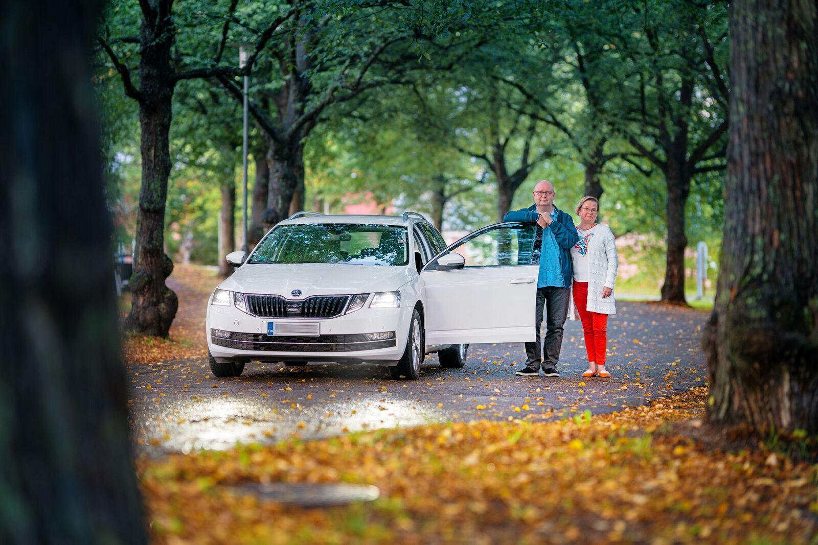 Reilu vuosi kaasu-Octavialla: vanhaan dieseliinkin nähden huima säästö polttoainekuluissa