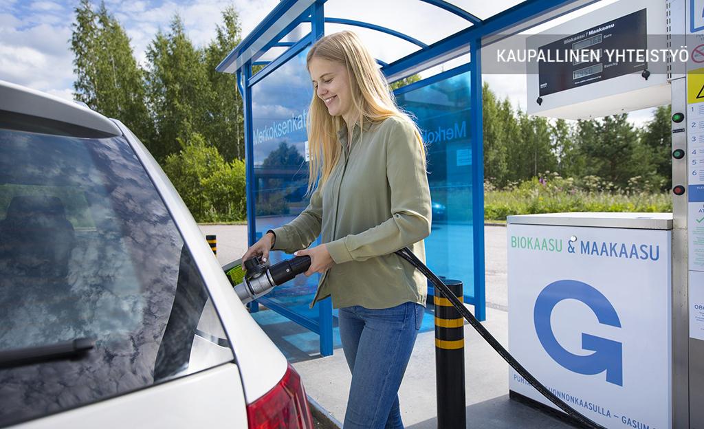 Harkitsetko kaasuautoa? Ota nämä asiat huomioon autokaupoilla