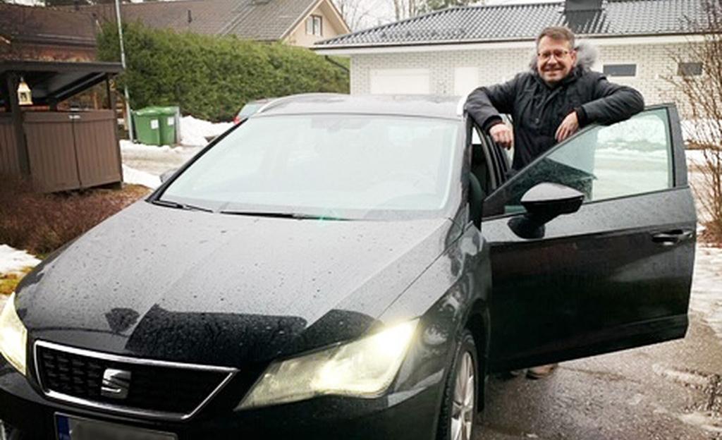 100 kilometriä viidellä eurolla – näistä syistä Vesa vaihtoi perheen molemmat autot kaasukäyttöisiksi