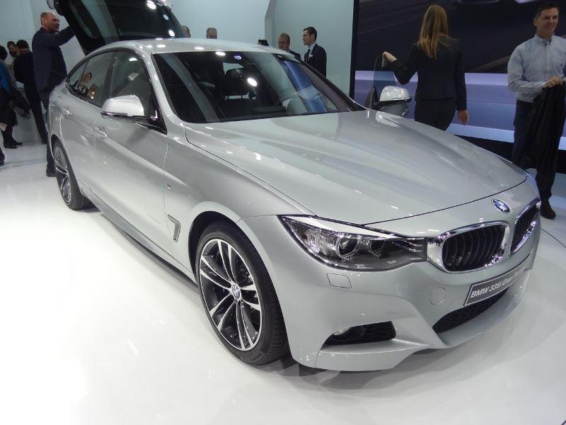 Geneven autonäyttely 2013: BMW