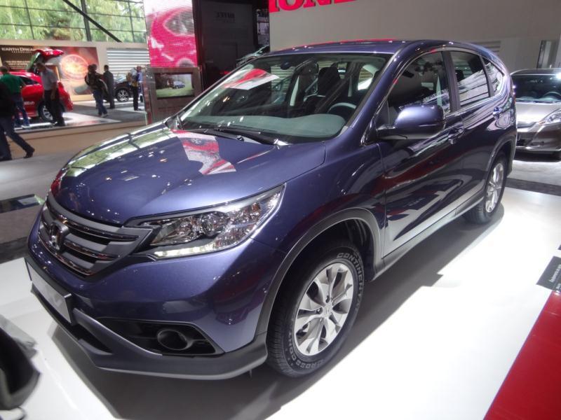 Pariisin autonäyttely 2012: Honda