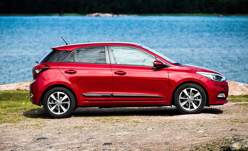 Kestotestissä Hyundai i20 - hyvän tarinan merkitys ostopäätökseen