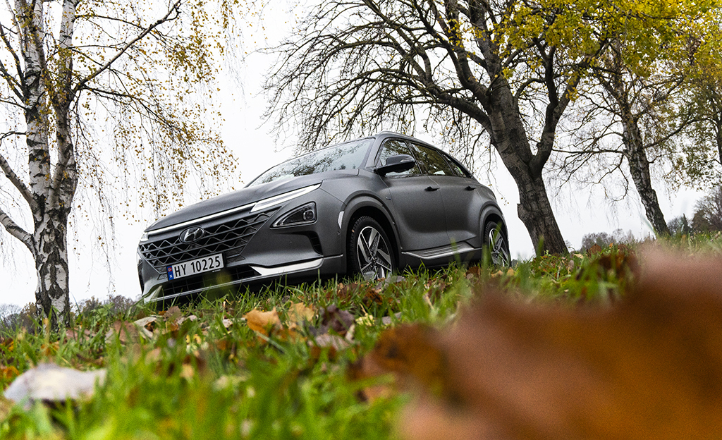 Koeajossa Hyundai Nexo – mielenkiintoinen katsaus tulevaisuuteen