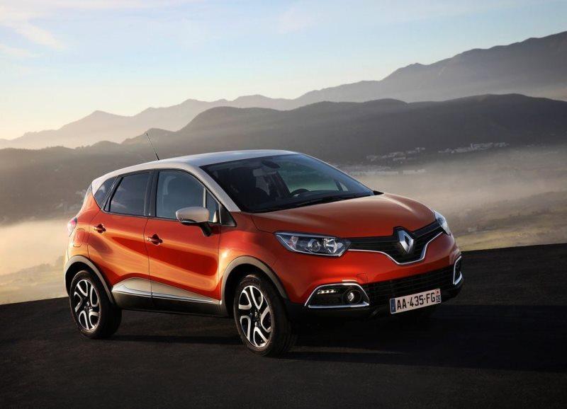 Koeajo Renault Captur 1.2 TCe 120 EDC Expression 2013