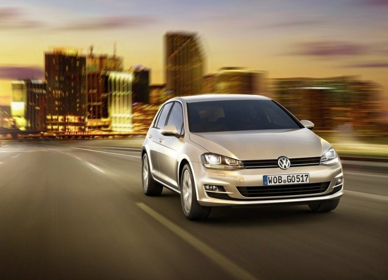 Koeajo Volkswagen Golf 1.4 TSI (103 kW) Comfortline 2012