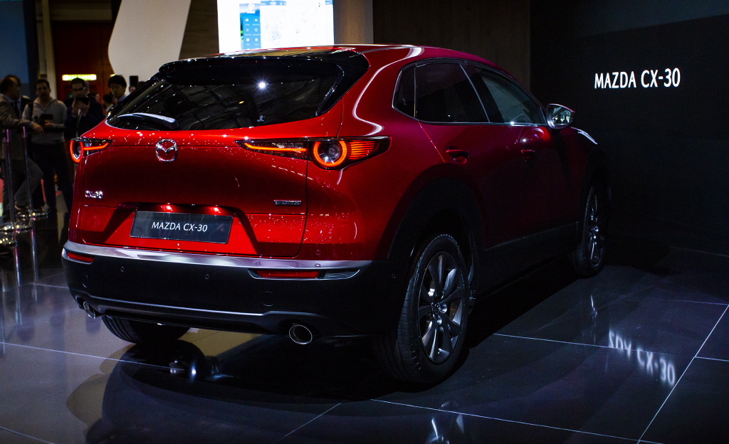 Mazda CX-30 Suomeen jo kesällä – valttina uusi X-moottori