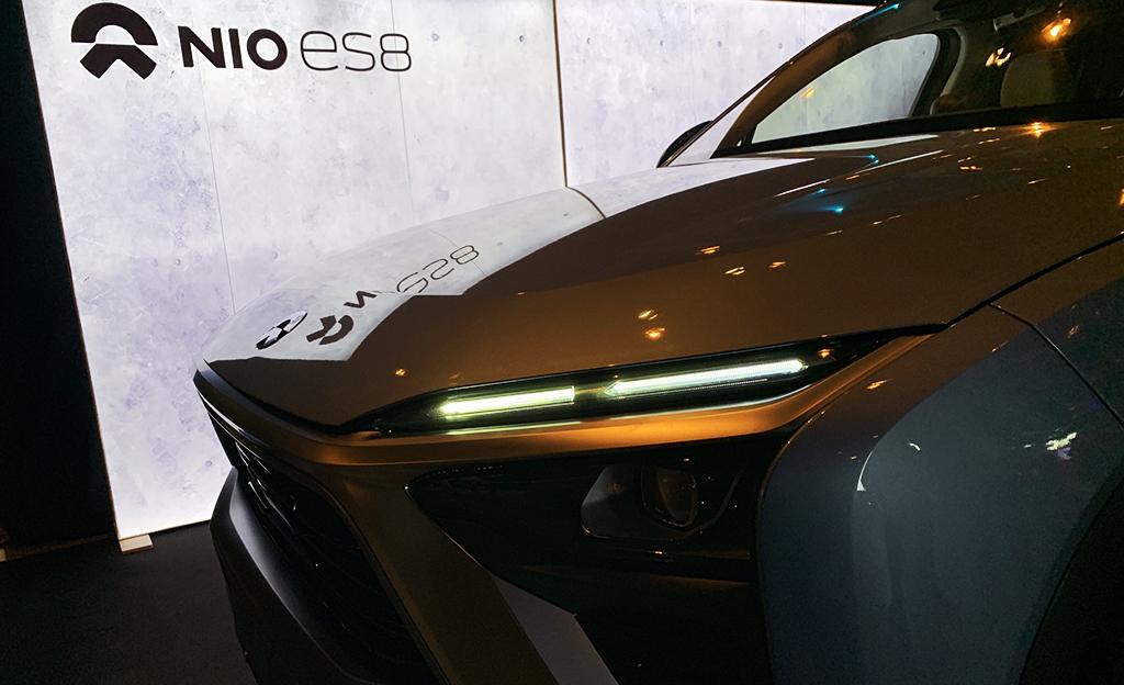 Ostaisitko kiinalaisen sähköauton? Tutustuimme Eurooppaan pyrkivään Nio-merkkiin