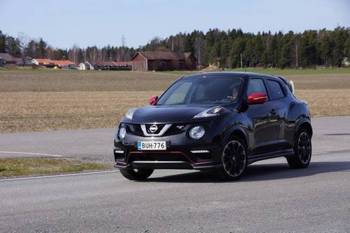 Nissan Juke Nismo Rs >> Il Koeajo Ja Arvio Nissan Juke Nismo Rs Autotalli Com