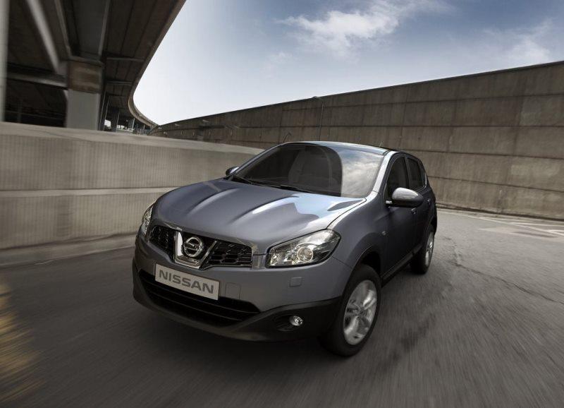 Autoesittely Nissan Qashqai 2010-2013