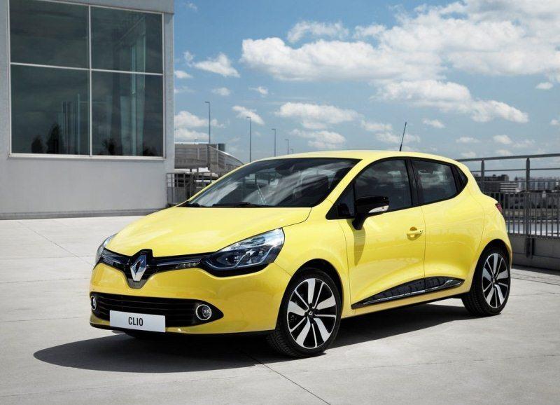 Autoesittely Renault Clio 2013