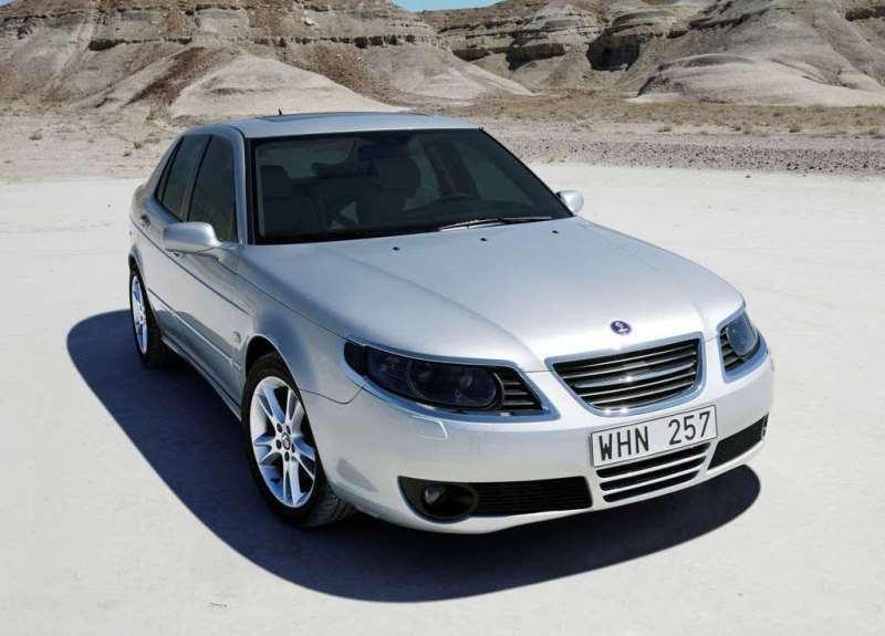 Autoesittely Saab 9-5 2001-2010