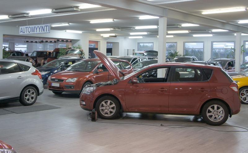 Autoliikkeiden Rahoitustarjoukset