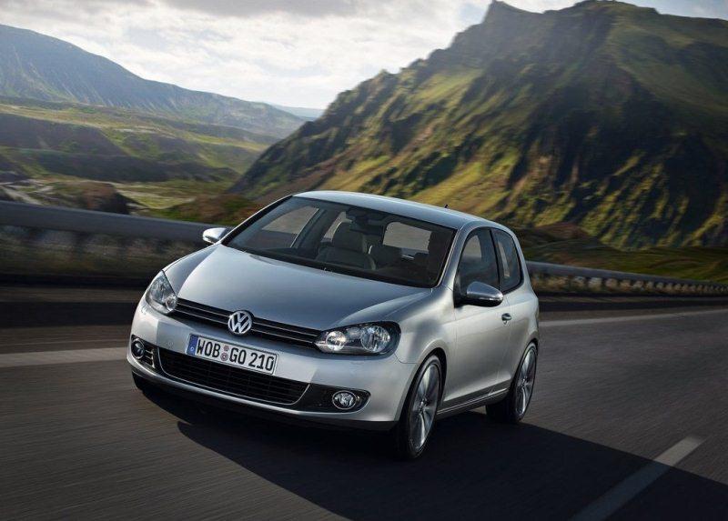 Autoesittely Volkswagen Golf VI
