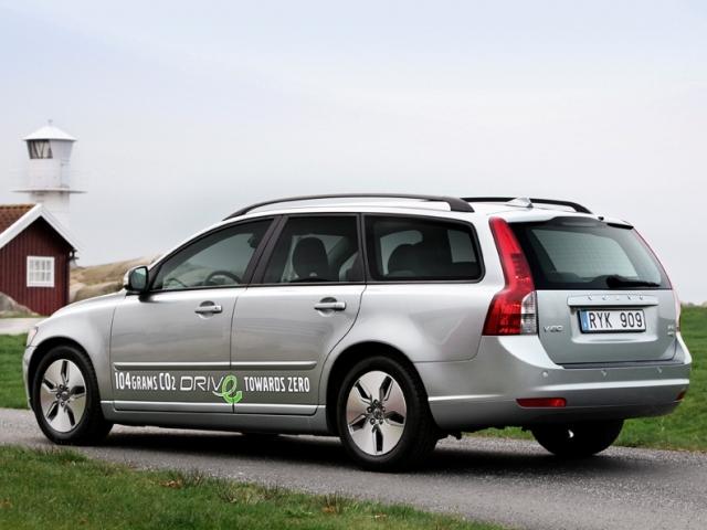 Autoarvio: Koeajossa Volvo V50 1.6 DRIVe Momentum