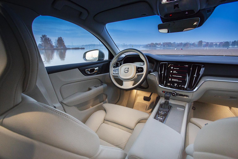 Volvo V60 on TM Talviauto 2019 – täyden viiden lumihiutaleen suoritus