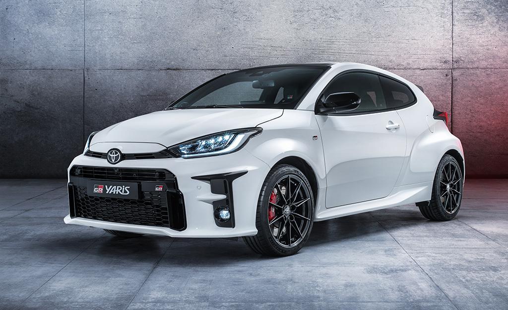 Tämän Toyotan rattiin sinäkin haluat: Toyota GR Yaris on Suomessa syntynyt nelivetopeto