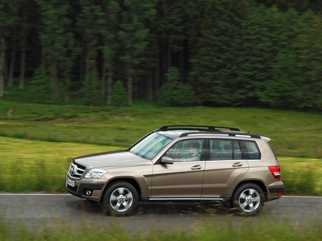 Autoarvio: Koeajossa Mercedes-Benz GLK 320 CDI